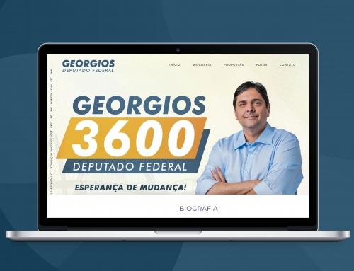 Campanha política – Georgios